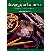 KJOS Standard Of Excellence Book 3 Conductor Score