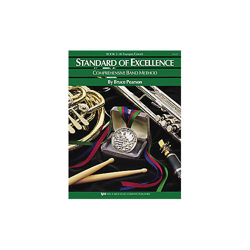 KJOS Standard Of Excellence Book 3 Trumpet-thumbnail