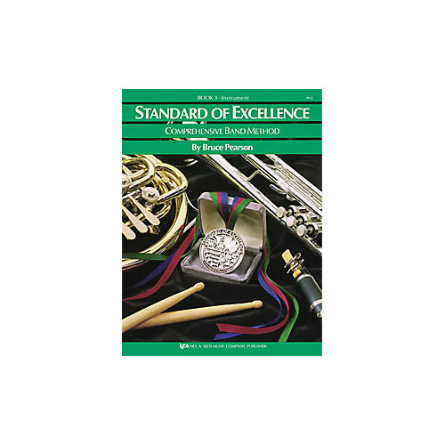 KJOS Standard Of Excellence Book 3 Tuba-thumbnail