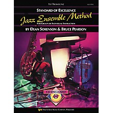 KJOS Standard Of Excellence for Jazz Ensemble 1st Trumpet