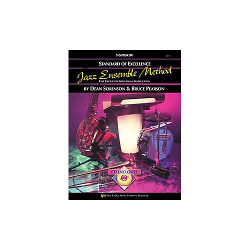 KJOS Standard Of Excellence for Jazz Ensemble 3rd Trombone-thumbnail