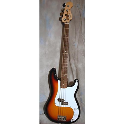 Fender Standard Precision Bass 3 Tone Sunburst Electric Bass Guitar