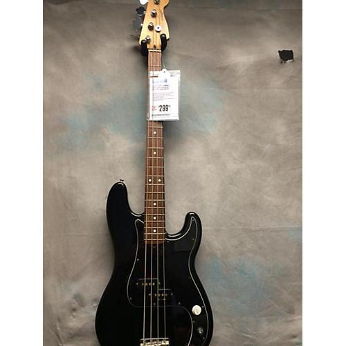 Fender Standard Precision Bass Black Electric Bass Guitar
