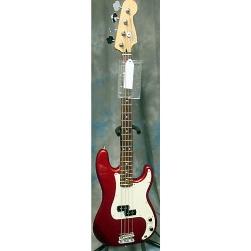 Fender Standard Precision Bass Electric Bass Guitar-thumbnail