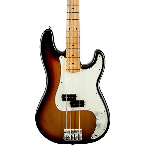 Fender Standard Precision Bass Guitar-thumbnail