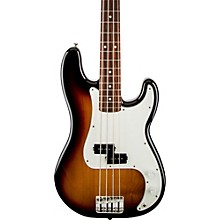 Standard Precision Bass Guitar Brown Sunburst Rosewood Fretboard