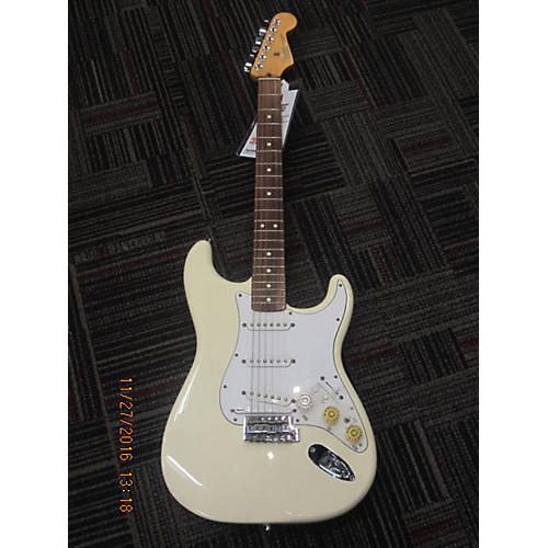 Fender Standard Roland Stratocaster GK2 Solid Body Electric Guitar Olympic White
