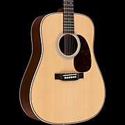 Martin Standard Series Custom HD-28E Dreadnought Acoustic-Electric Guitar