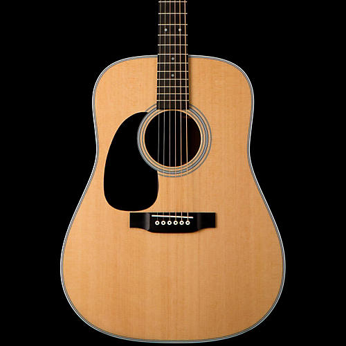 Martin Standard Series D-28L Dreadnought Left-Handed Acoustic Guitar-thumbnail