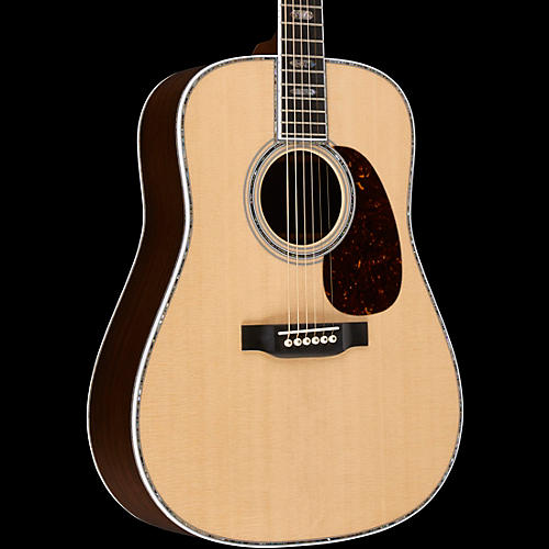Martin Standard Series D-45 Dreadnought Acoustic Guitar