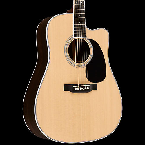 Martin Standard Series DC-35E Dreadnought Acoustic-Electric Guitar-thumbnail