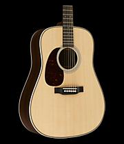 Standard Series HD-28L Left-Handed Dreadnought Acoustic Guitar