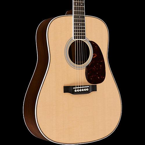 Martin Standard Series HD-35 Dreadnought Acoustic Guitar-thumbnail