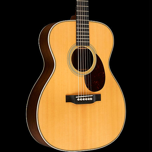 Martin Standard Series OM-28 Orchestra Model Acoustic Guitar-thumbnail