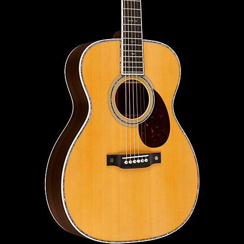 Martin Standard Series OM-42 Orchestra Model Acoustic Guitar-thumbnail