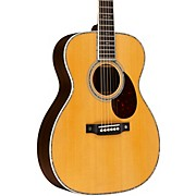 Martin Standard Series OM-42 Orchestra Model Acoustic Guitar