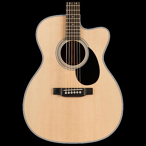 Martin Standard Series OMC-28E Orchestra Model Acoustic-Electric Guitar-thumbnail