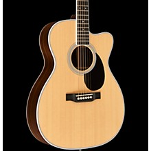 Martin Standard Series OMC-35E Orchestra Model Acoustic-Electric Guitar