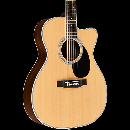 Martin Standard Series OMC-35E Orchestra Model Acoustic-Electric Guitar-thumbnail