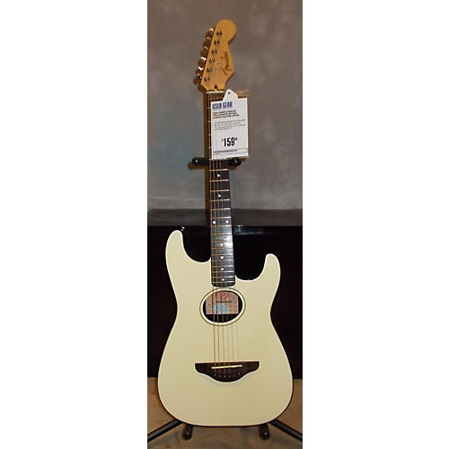 Fender Standard Stratacoustic Acoustic Electric Guitar-thumbnail