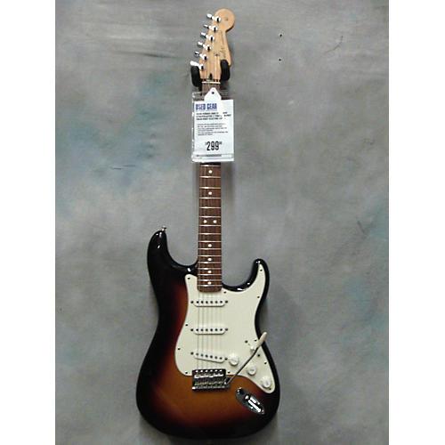 Fender Standard Stratocaster 3 Tone Sunburst Solid Body Electric Guitar-thumbnail