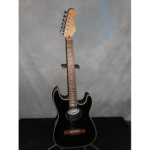 Fender Standard Stratocaster Acoustic-Electric Acoustic Electric Guitar-thumbnail