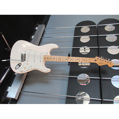 Fender Standard Stratocaster Arctic White Solid Body Electric Guitar