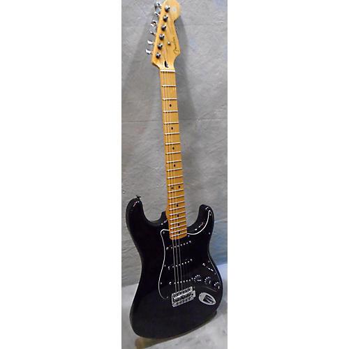 Fender Standard Stratocaster Black Solid Body Electric Guitar