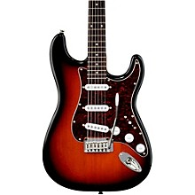 Standard Stratocaster Electric Guitar Antique Burst Rosewood Fretboard