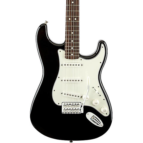 Fender Standard Stratocaster Electric Guitar with Rosewood Fretboard-thumbnail