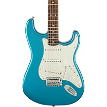 Standard Stratocaster Electric Guitar with Rosewood Fretboard Lake Placid Blue Rosewood Fretboard
