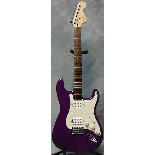Squier Standard Stratocaster HH Solid Body Electric Guitar-thumbnail