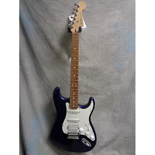 Fender Standard Stratocaster HSS Blue Solid Body Electric Guitar