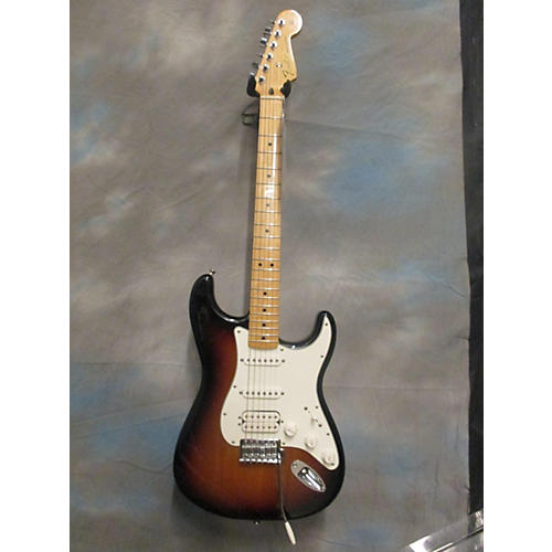 Fender Standard Stratocaster HSS Solid Body Electric Guitar-thumbnail