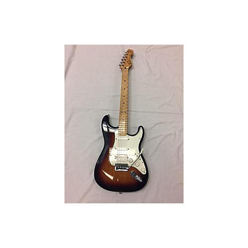 Fender Standard Stratocaster HSS Solid Body Electric Guitar