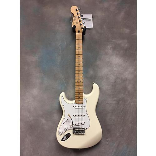Fender Standard Stratocaster Left Handed Arctic White