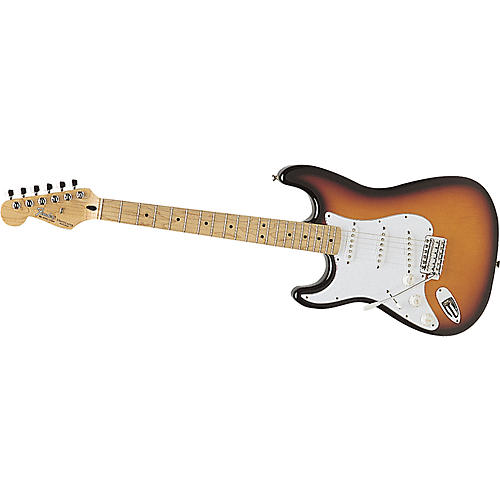 Fender Standard Stratocaster Left-Handed Electric Guitar-thumbnail