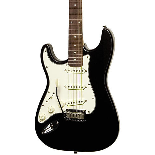 Squier Standard Stratocaster Left-Handed Electric Guitar-thumbnail