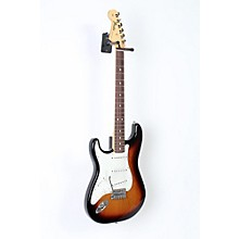 Standard Stratocaster Left Handed  Electric Guitar Level 2 Brown Sunburst, Rosewood Fretboard 190839036766