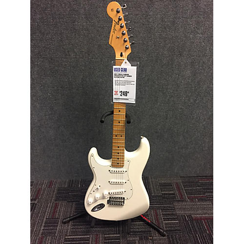Fender Standard Stratocaster Left Handed Electric Guitar-thumbnail