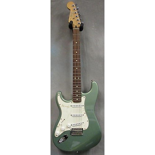 Fender Standard Stratocaster Left Handed Electric Guitar-thumbnail