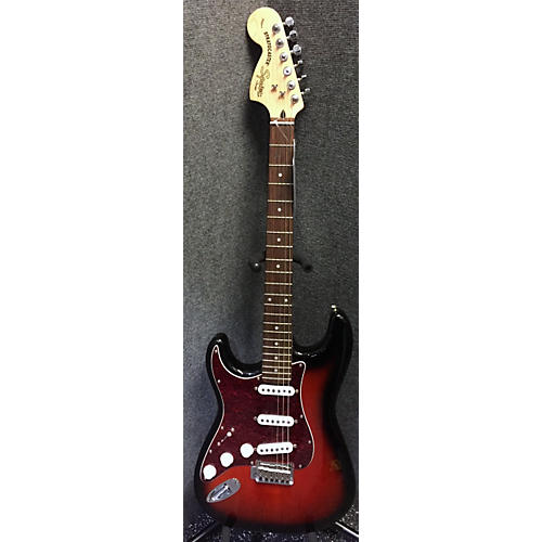 Squier Standard Stratocaster Left Handed Electric Guitar-thumbnail