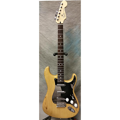 Fender Standard Stratocaster Natural Solid Body Electric Guitar-thumbnail