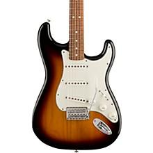 Standard Stratocaster Pau Ferro Fingerboard Brown Sunburst