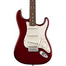Standard Stratocaster Pau Ferro Fingerboard Candy Apple Red
