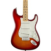 Standard Stratocaster Plus Top, Maple Fingerboard