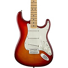 Fender Standard Stratocaster Plus Top Maple Fingerboard Electric Guitar