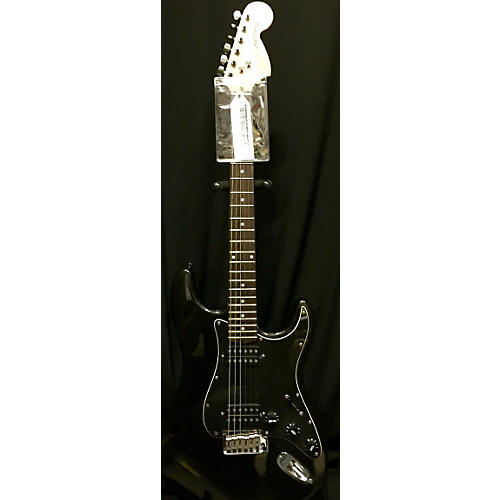 Squier Standard Stratocaster Solid Body Electric Guitar Black
