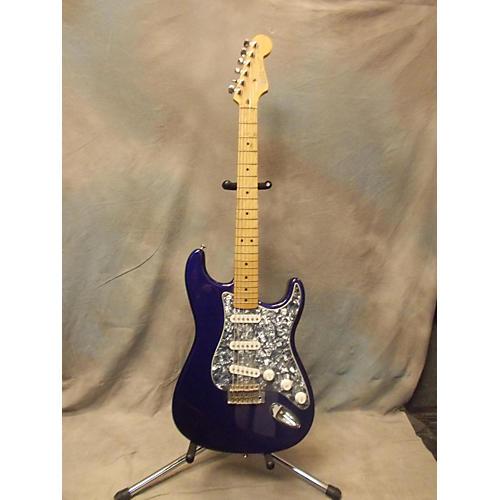 Fender Standard Stratocaster Solid Body Electric Guitar Blue