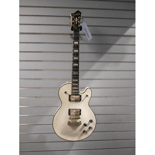Hagstrom Standard Swede Solid Body Electric Guitar Alpine White